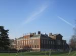 London, England: Kensington Palace - future home of a future king?