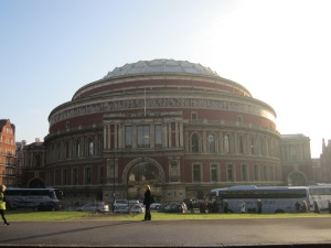 Royal, Albert Hall, London