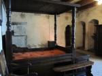 Chillon Castle bedroom