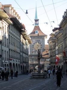 Clock Tower, Bern, Switzerland