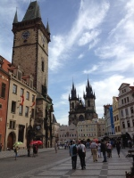 City Center in Old Town, Prague