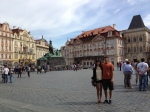 'New Construction' in Old Town, Prague