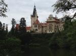 Chateau at Pruhonicky Park