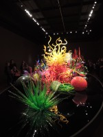 """From the Chihuly """"Mille Fiori"""" collection"""