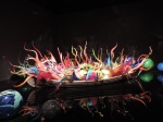 "From the Chihuly ""Boats"" collection"