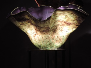 """From the Chihuly """"Macchia Forest"""" collection"""