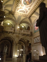 Another ceiling in the Vienna Opera House