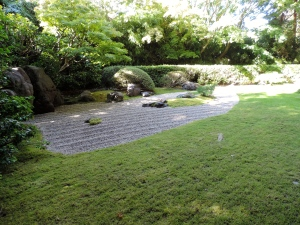Serenity Garden in Japanese Botanical Garden, Golden Gate Park