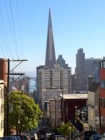 Trans-America building, San Francisco