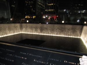 World Trade Center Memorial, NYC
