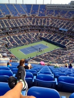 U.S. Open Tennis Tournament, NYC