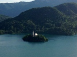 The Island, Lake Bled, Slovenia