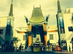 Grauman's Chinese Theater, where in it's heyday hosted the 1940 Academy Awards