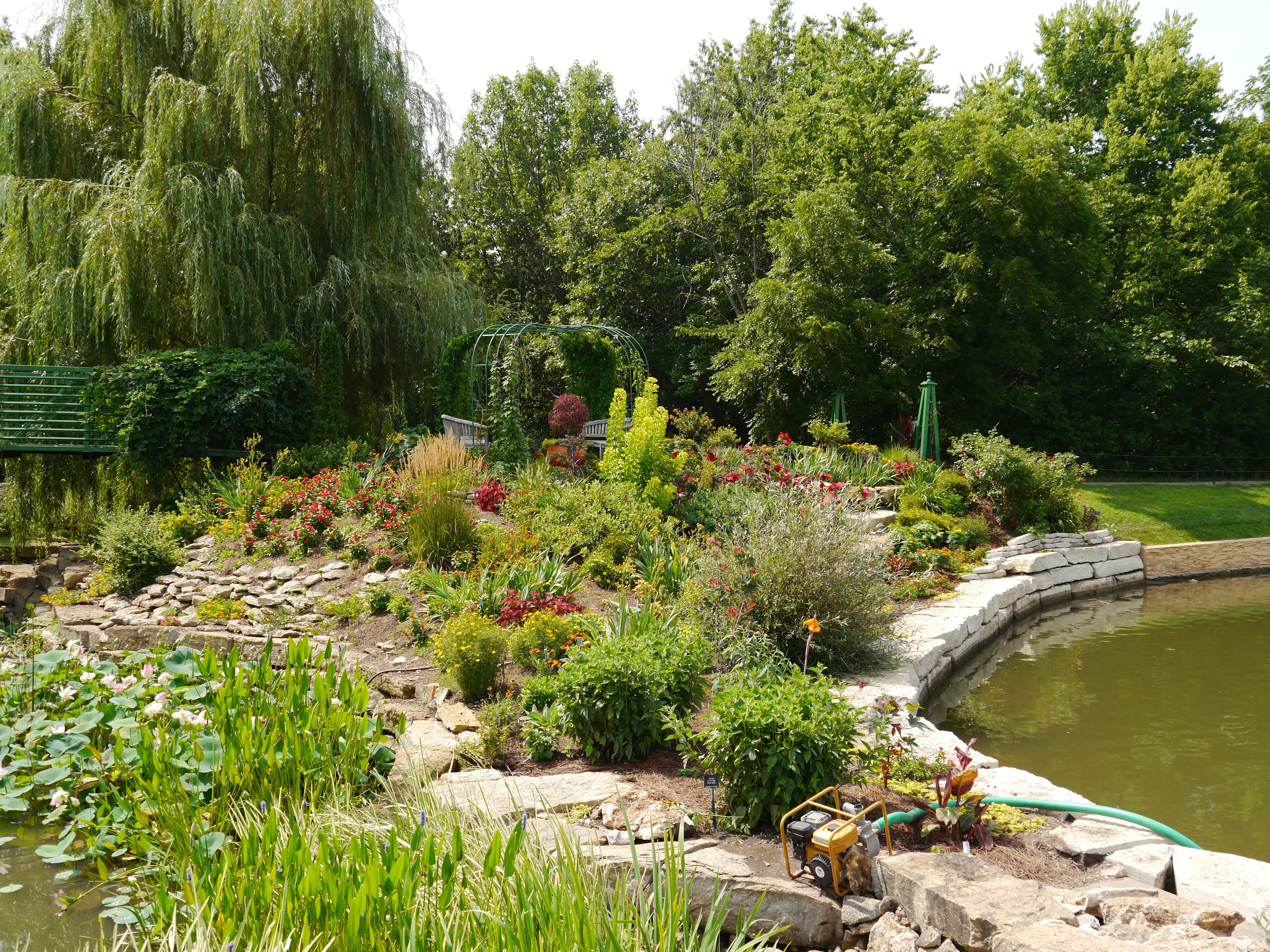 Arboretums/Botanical Gardensu2026. Claude Monet Inspiration U2013 Overland Park  Arboretum: P1040185 P1040184 P1040183