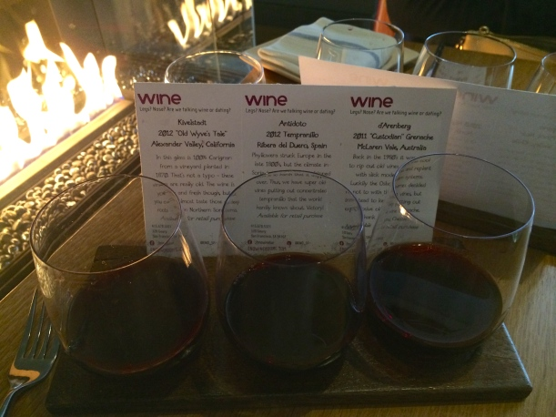 Check out the numerous wine flights to pick from and pair with a plate of cheeses, sausages and chocolates at Eno Wine Bar in Union Square, San Francisco