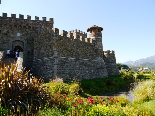 Hard to believe this castle isn't somewhere in Italy and isn't several centuries old!