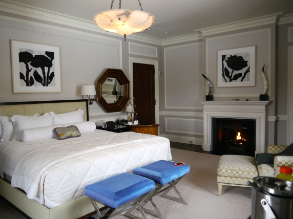 The Vanderbilt Suite at the Glenmere Mansion