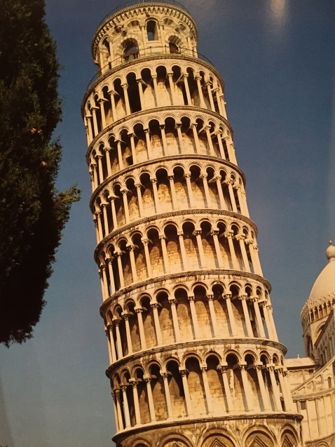 The Leaning Tower of Pisa. What else is there to say.