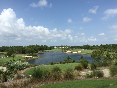 Calusa Pines Golf Club - showcasing a typical Florida golf course look.